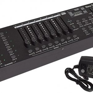 LIGHT4ME DMX 192 CONTROLLER
