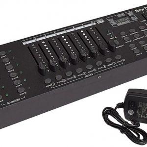 LIGHT4ME DMX 192 CONTROLLER