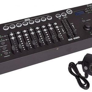 LIGHT4ME DMX 240C CONTROLLER WITH JOYSTICK