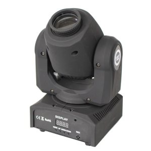 LIGHT4ME MINI SPOT 10 MOVING HEAD LED