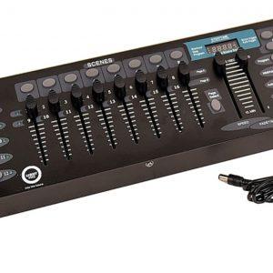 LIGHT4ME BASIC 192 DMX CONTROLLER