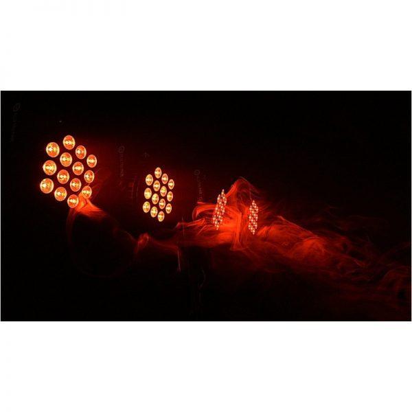LIGHT4ME ALU TRI PAR 14x8W RGB IEC