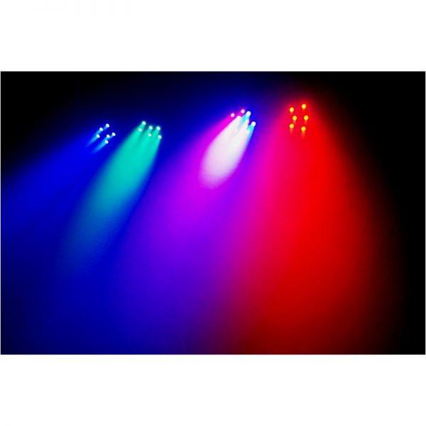 LIGHT4ME BASIC FLAT PAR 18x3W RGB LED IEC