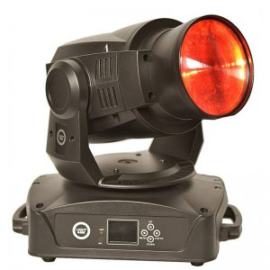 LIGHT4ME BEAM 90 LED MOVING HEAD 90W PRISM