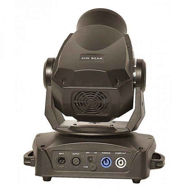 LIGHT4ME BEAM 90 LED MOVING HEAD 90W PRISM