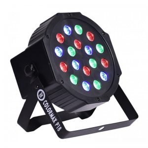 LIGHT4ME COLORMAX 118 PAR LED 18x1W