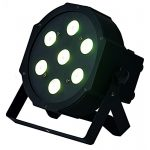 LIGHT4ME FLAT TRI PAR 7x9W RGB LED