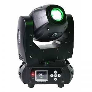 LIGHT4ME FOCUS 60 LED MOVING HEAD SPOT PRISM AF