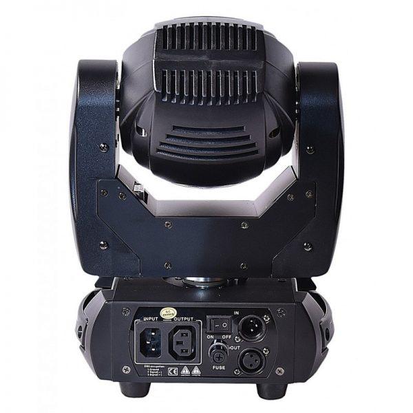 LIGHT4ME FOCUS 60 LED MOVING HEAD SPOT PRISM AF