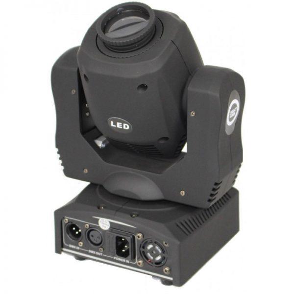 LIGHT4ME MINI SPOT 60 MOVING HEAD LED