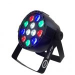 LIGHT4ME PAR 12x1W LED RGBW