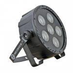 LIGHT4ME PAR COB 6x30W LED RGB