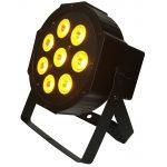 LIGHT4ME PENTA PAR 8x12W RGBWA LED slim