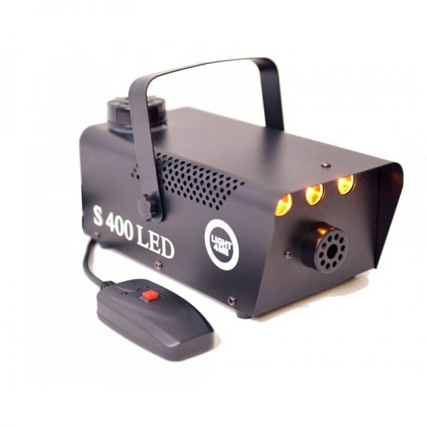 LIGHT4ME S 400 LED 3x AMBER