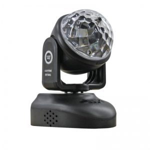 LIGHT4ME SKY BALL MOVING HEAD LED DISCO BALL