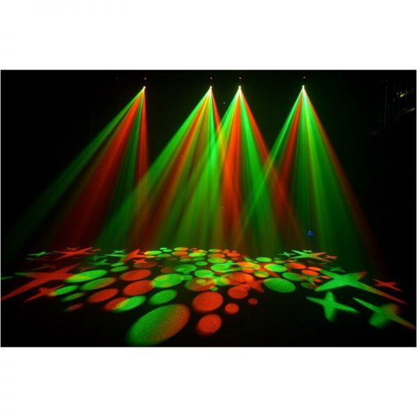LIGHT4ME SMART SPOT 60 W PRISM MOVING HEAD LED