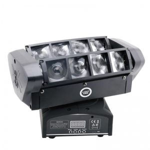 LIGHT4ME SPIDER MOVING HEAD LED