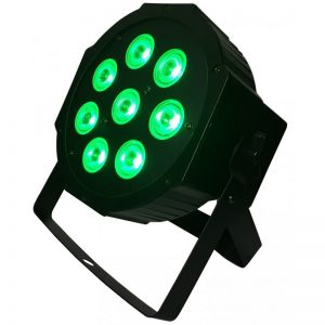 LIGHT4ME TRI PAR 8x9W RGB LED