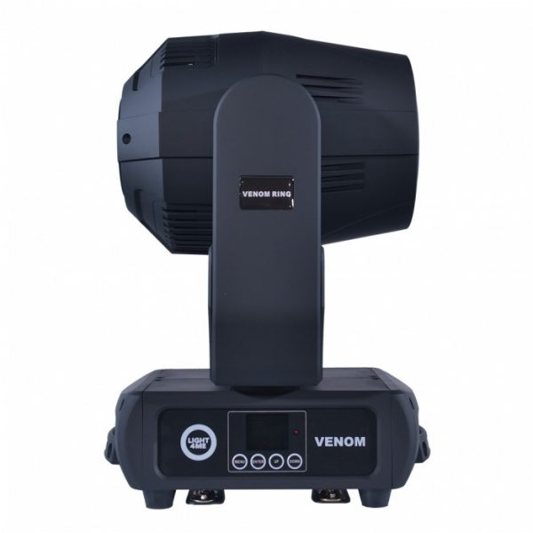 LIGHT4ME VENOM BEAM RING 150W MOVING HEAD