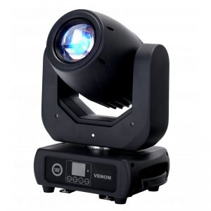LIGHT4ME VENOM SPOT MOVING HEAD 150W LED focus