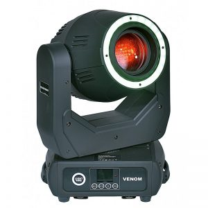 LIGHT4ME VENOM SPOT RING MOVING HEAD 150W